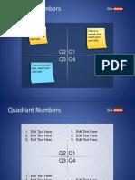 1214 04 Quadrant Numbers Matrix