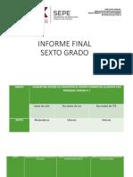 Informe Final 2018 Grado