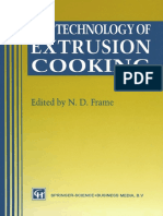 The Technology of Extrusion Cooking - Frame