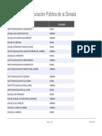 Instituciones de Educaci n P Blica de La Dorada