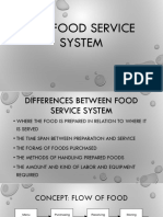 The Food Service System [Autosaved]