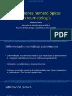 2018.06.28 Alteraciones Hematológicas en Reumatología (MEOG) v1