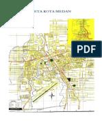 Peta Kota Medan
