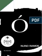 Nuno Ramos O