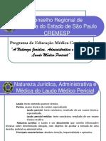 Natureza Laudo Med Pericial2010