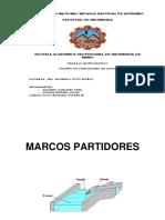 diapositivas hidraulica ¨diseño de partidores da agua¨