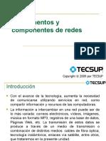 U07 Fundamentos y Componenentes de Red