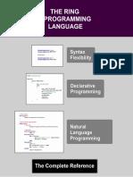 The Ring programming language version 1.6 book - Part 1 of 189