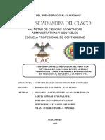 Convenio Peru