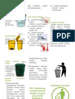 Leaflet Pembuangan Sampah