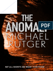 The Anomaly Chapter Sampler