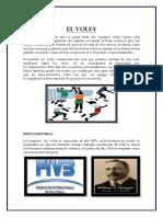 Fundamentos Tecnicos Del Voley