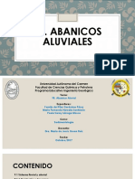 abanicos aluviales