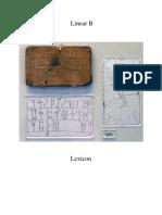 Linear B Lexicon.pdf