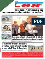 Periódico Lea Miércoles 04 de Julio Del 2018