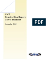 Country Risk Global Report