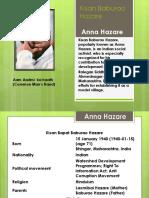 Anna Hazare Brother Hazare