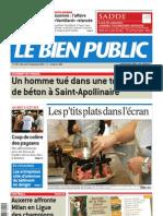 Le Bien Public 15 Septembre 2010