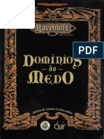 Ravenloft AD&D - Domínios do Medo