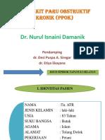 Penyakit Paru Obstruktif Kronik (PPOK) Lapkas