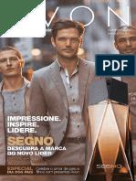 Folheto Avon Cosméticos - 13/2018