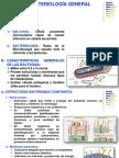 5.- Bacteriología General y Médica