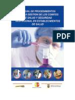 Gestión y Seguridad en Establecimientos de Salud