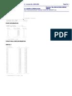 4.0 Analisis y Diseño Vigas de Cimiento