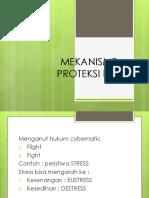 Biomol - Mekanisme Proteksi Diri