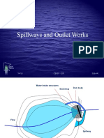 Lect 13 14 Spillway