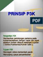 1. Prinsip p3k