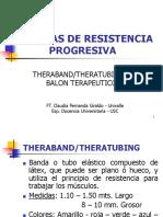 Clase Implemento de Resistencia Progresiva