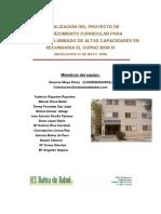Renovacion Enriquecimiento Curricular 2009 10