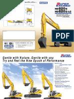 HD820III Catalog
