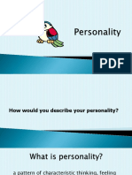 1.2.3. Introduction to Personality