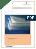policarbonato informe