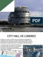 City Hall - Erick Chavez Garayar
