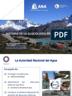 Historia de La Glaciologia en El Peru N Santillan