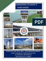 Handbook of Department of Civil Eng.25.08.14
