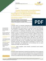 Articulo Redes Convolucionales