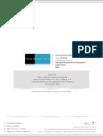Duval, G. (1998). Salud y Ambiente en El Proceso de Desarollo. Ciencia & Saúde Coletiva, 3 (2), 7-16.
