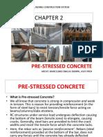 Chap 2 Prestressed Concrete