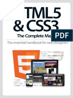 Html5 and Ccs3
