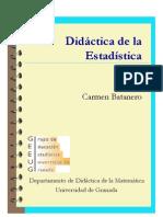 Didáctica de la estatistica