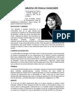 Bibliografia de Paula Danziger