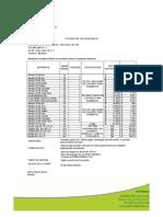 Enero 22 Cotizacion Consolidada Incluye Adoquin Verde Oliva