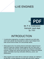 4 Valve Engines