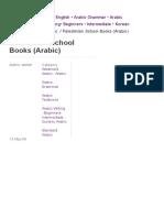 Palestinian School Books (Arabic) _ Al3arabiya