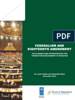 UNDP-PK-DGU-Federalism 18 Amendment Report-2012.pdf