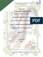 AVANCE Tecnologia Del Concreto - MONTES VARGAS